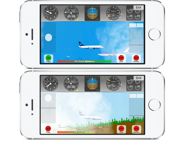 737 Flight Simulator GAME - Be an airplane pilot and learn